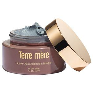 Terre Mère active charcoal refining mask